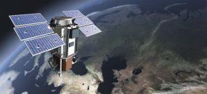 Digital Globe's Quickbird satellite