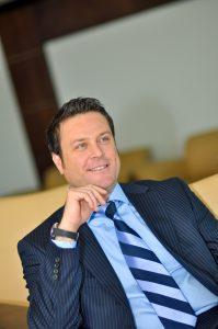 Samer Halawi, CEO, Thuraya