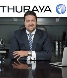 Thuraya Chief Commercial Officer, Bilal El Hamoui