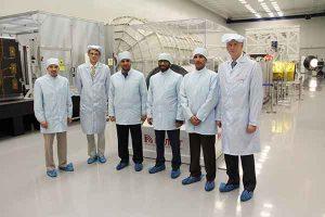 UAESA Belarus visit