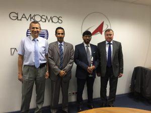 UAESA Moscow visit