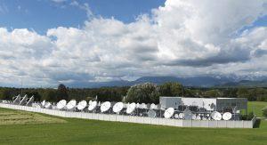 STN Facility antenna
