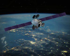 Intelsat-33e rendering